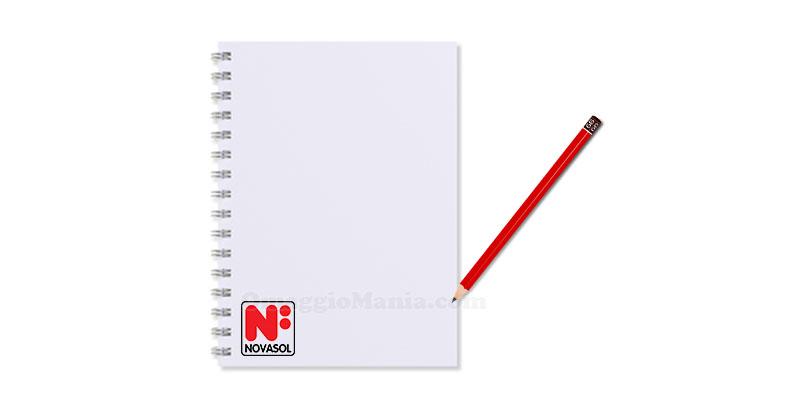 matita e quadernone Novasol
