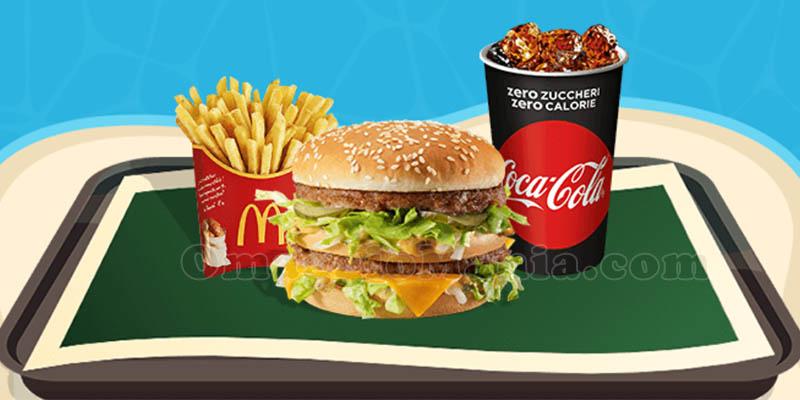 McMenu McDonalds A 5 Euro Con I Summerdays
