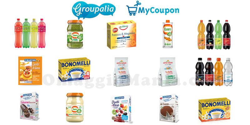 myCoupon Groupalia