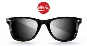 occhiali da sole Coca Cola