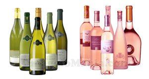 vini bianchi rosè Vinatis