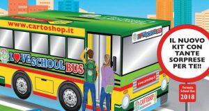 Love School Bus Cartoshop 2018