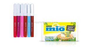 Nestlé Mio ti regala Giotto Turbo Color Fila
