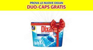 Prova gratis le nuove Dixan Duo-Caps