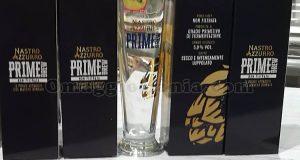bicchiere Nastro Azzurro Prime Brew