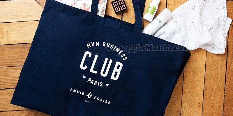 borsa Envie de Fraise Mum Business Club