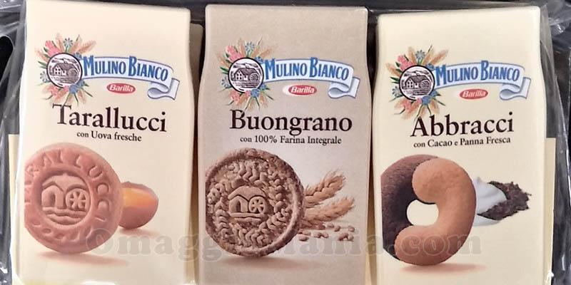 chiudipacco Mulino Bianco 2018 omaggio
