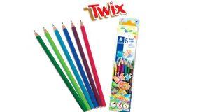 set matite Staedtler omaggio con Twix