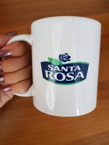 tazza Santa Rosa omaggio