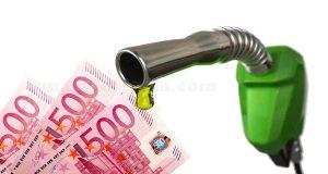 1500 euro in buoni carburante