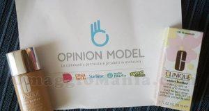 Clinique Even Better MakeUp di Nadia con Opinion Model