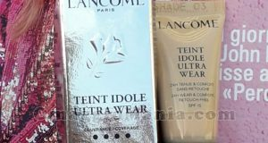Lancome Teint Idole ULtra Wear di Mollyx