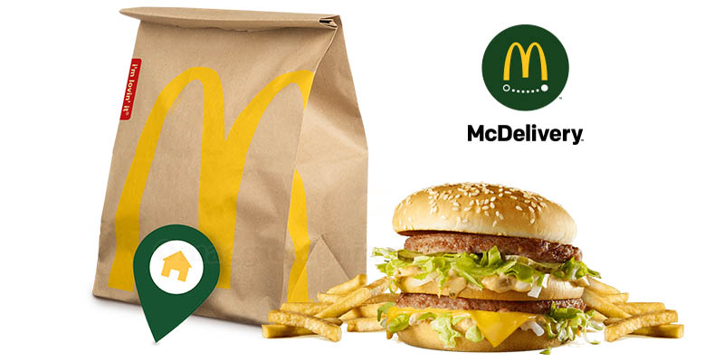 McDelivery McDonald's