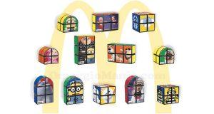 McDonald's Happy Meal Rubik's Cube
