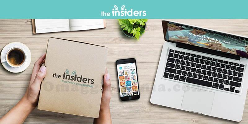 The Insiders il network passaparola