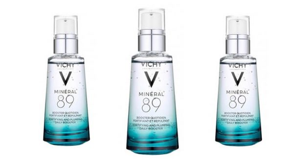 Vichy Minéral 89 Booster acido ialuronico effetto immediato