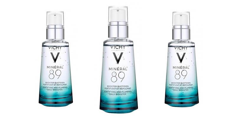 Vichy Minéral 89 Booster acido ialuronico effetto immediato