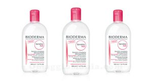 acqua micellare Sensibio H20 di Bioderma