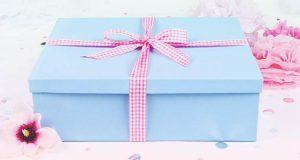 box Jewel Candle