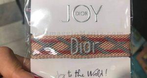 bracciale Dior Joy di Marina