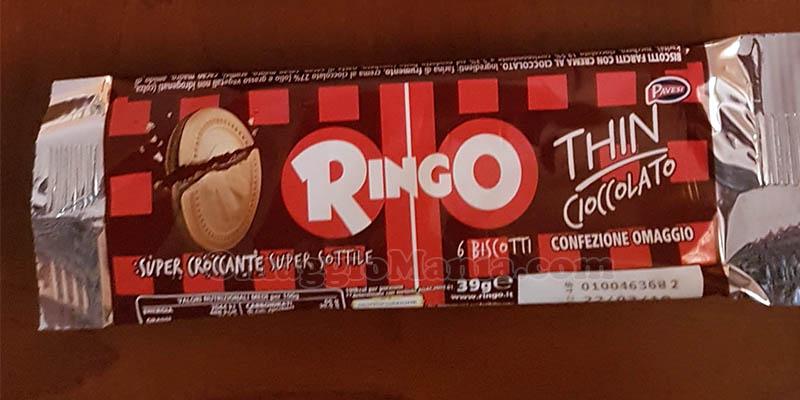 confezione omaggio Ringo Thin di Valentina