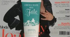 crema mani delle fate Erboristeria Magentina con Gioia