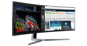 gaming monitor Samsung CHG90