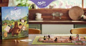 gioco in scatola Milka Biscuit Run
