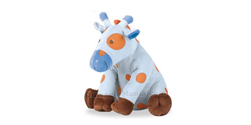 giraffa peluche Pepè Ricci