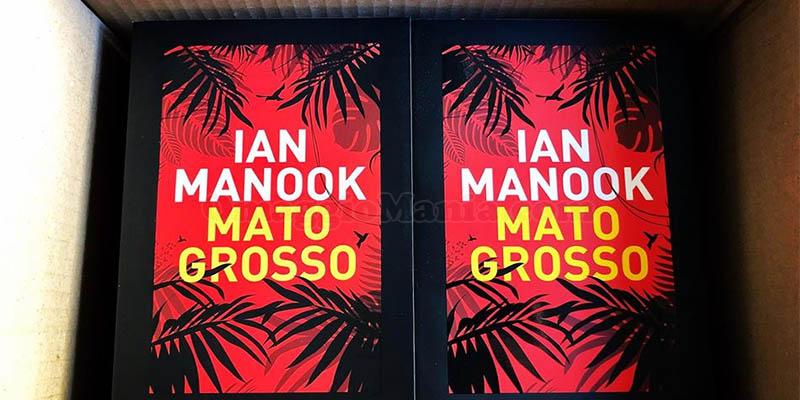 libri Ian Manook Mato Grosso