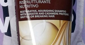 shampoo ristrutturante nutritivo Bottega Verde