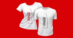 t-shirt Coca Cola da UCI Cinemas