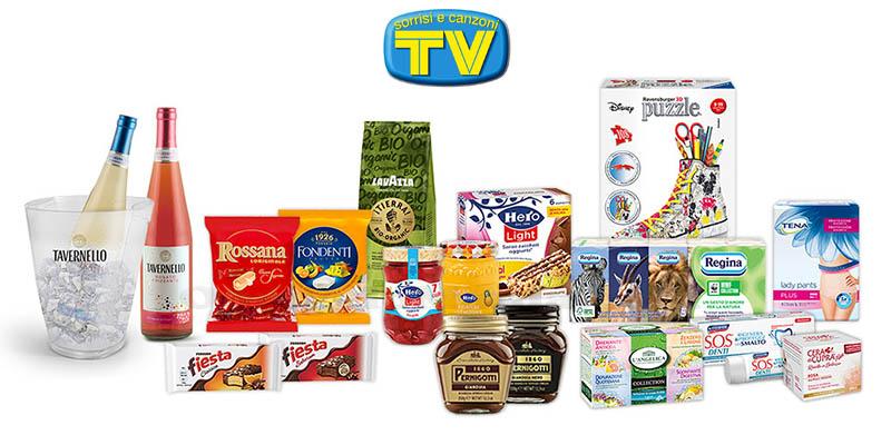 Fai Centro Con Le Grandi Marche Vinci Gratis Kit Di Prodotti Con Tv