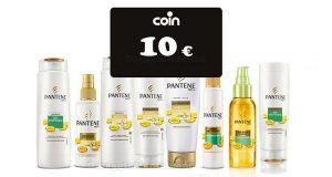 10€ per Shopping con Pantene