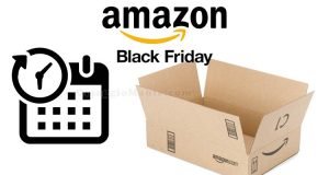 Amazon Black Friday 2018 date ufficiali