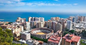 Malaga Spagna