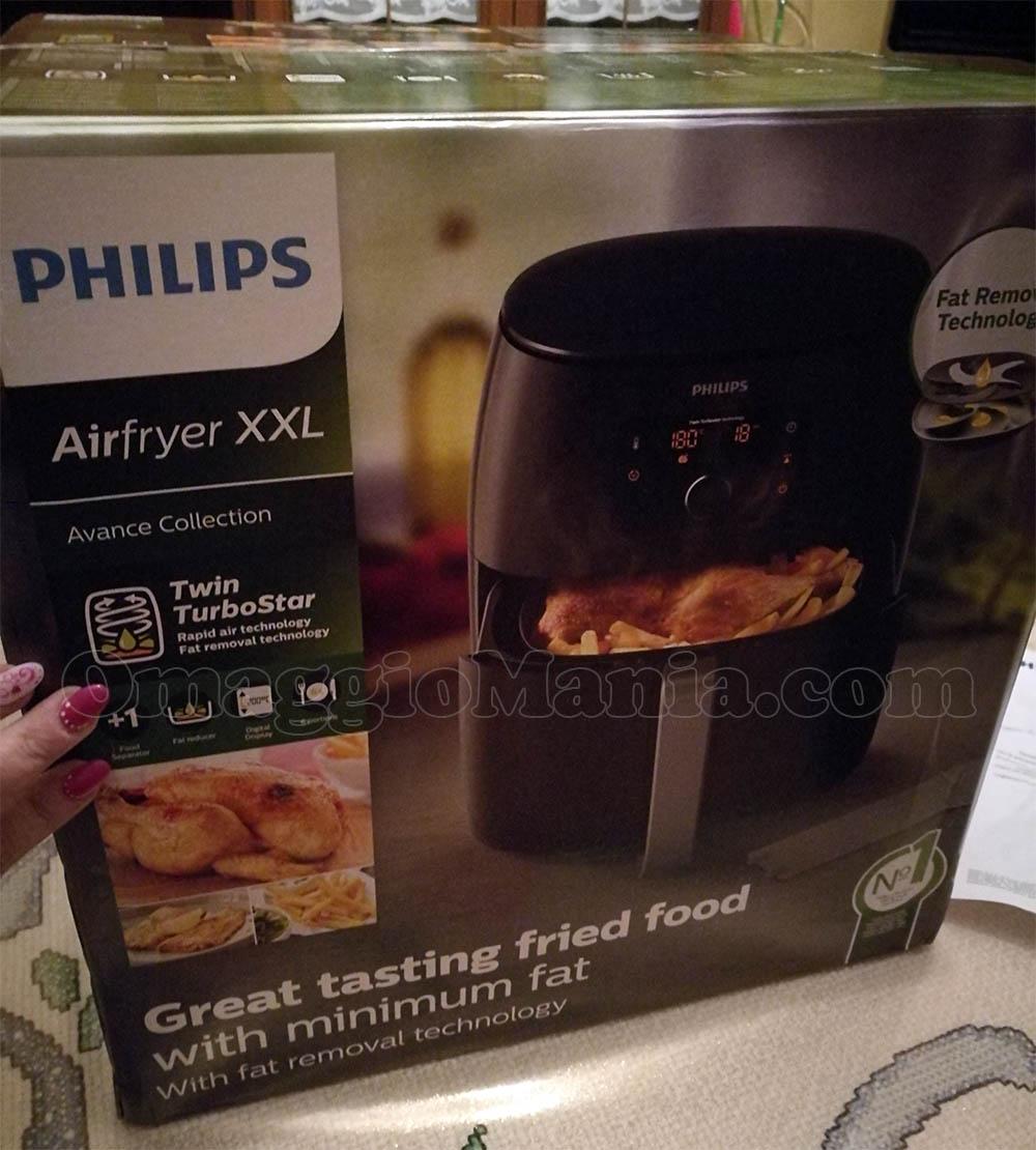 Philips Airfryer XXL di Cheneso gratis