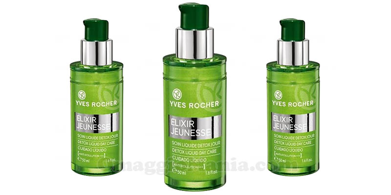Yves Rocher Elixir Jeunesse Detox Liquid Day Care