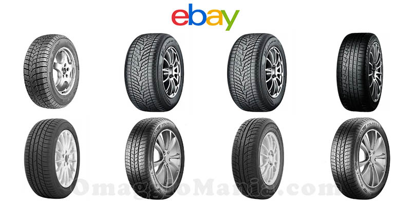 buono sconto eBay pneumatici invernali