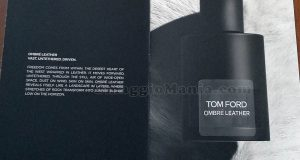 campione omaggio Tom Ford Ombré Leather di Sole