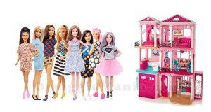 concorso De Agostini Trova la tua Barbie