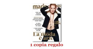 coupon omaggio Marie Claire 10 2018