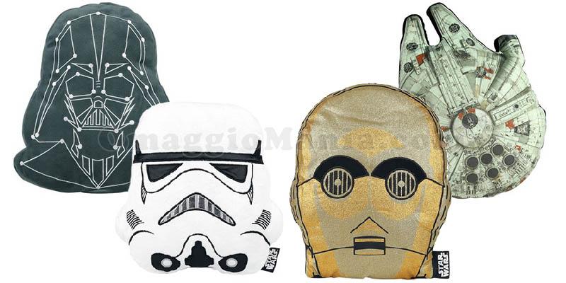 cuscini Star Wars