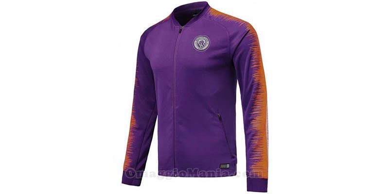 giacca da allenamento Manchester City