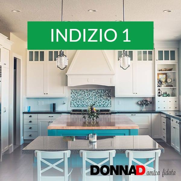 indizio 1 test DonnaD ottobre 2018
