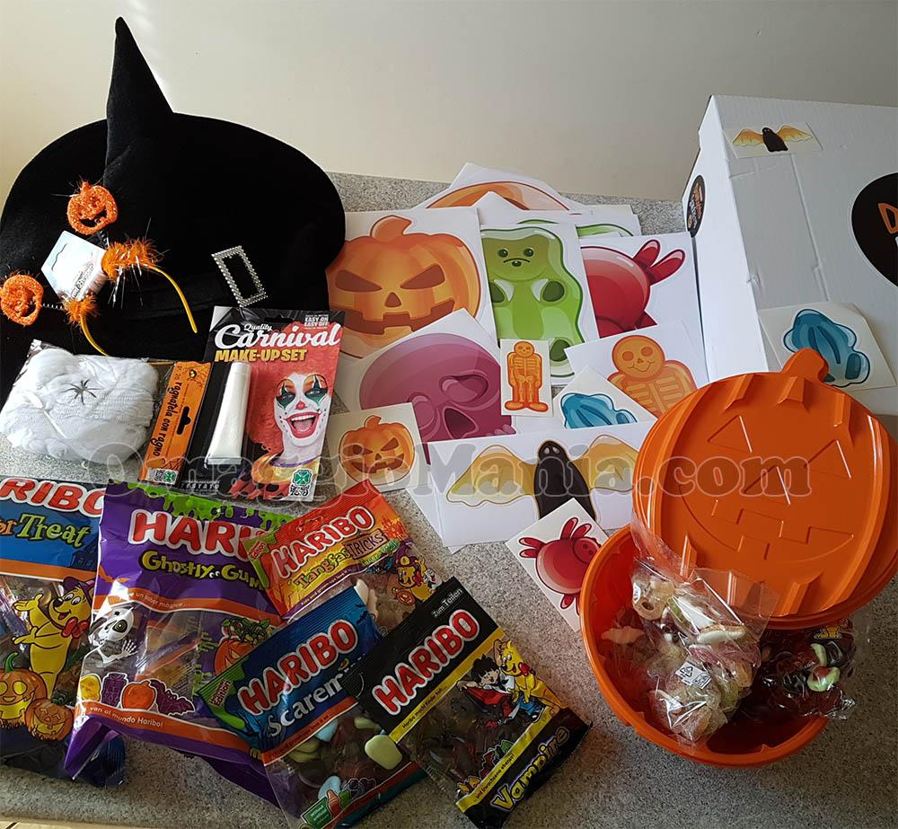kit Haribo di Halloween di Sabry77