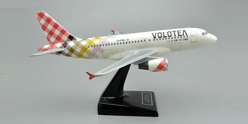 modellino Airbus Volotea A319