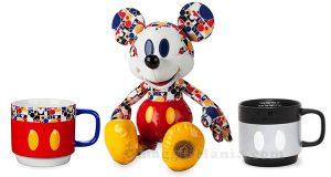 peluche e tazze Topolino Disney