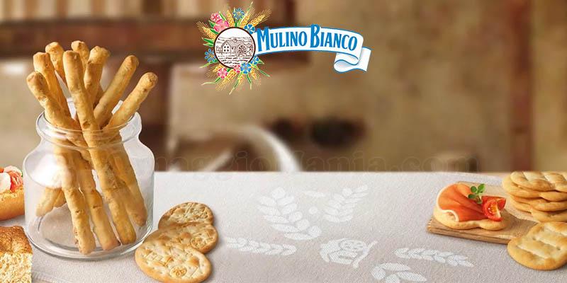 runner Mulino Bianco collezione 2018