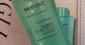 shampoo Biopoint Pure&Fresh con Cosmopolitan